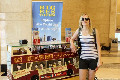 Big Bus Tour Abu Dhabi