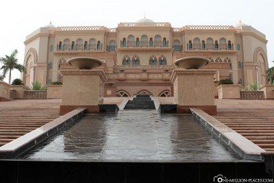 The Emirates Palace