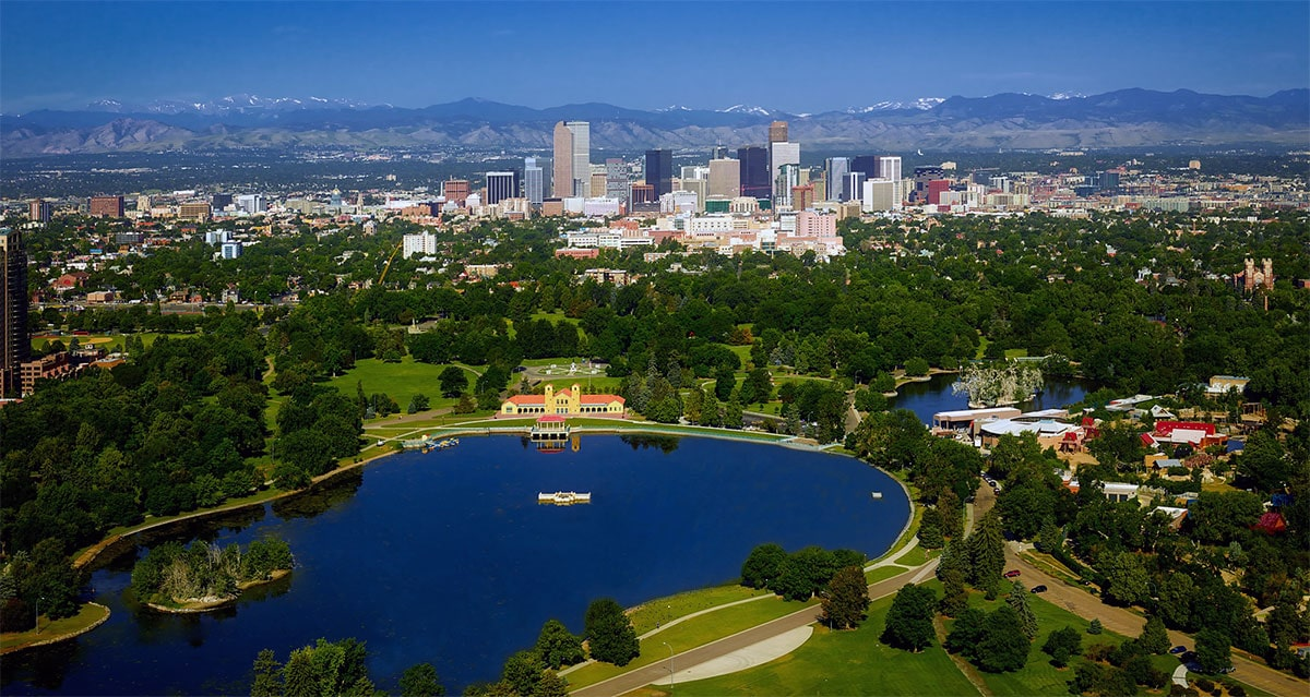 Skyline, Denver, Colorado, USA, Attractions, On Your Own, Travelreport