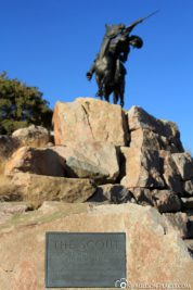 The Scout - Buffalo Bill Statue
