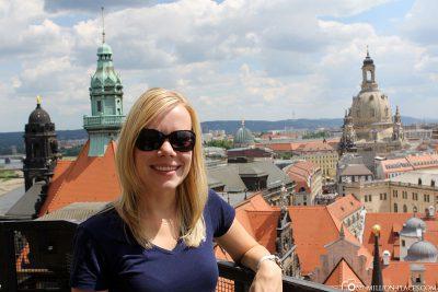 View over Dresden