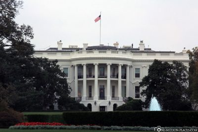 The South View of the White House