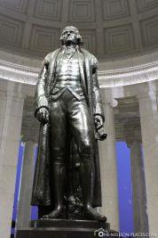 Statue von Thomas Jefferson
