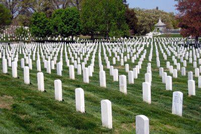Der Nationalfriedhof Arlington