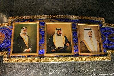 Pictures of the Sheikhs