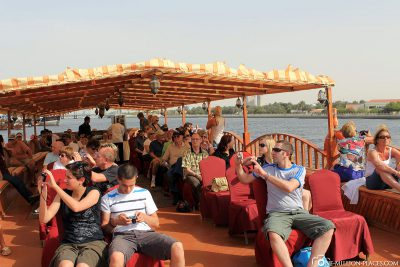 Dubai Creek River Cruise