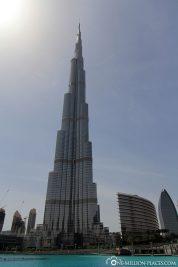 Der Burj Khalifa