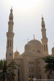 Die Jumeirah Mosque