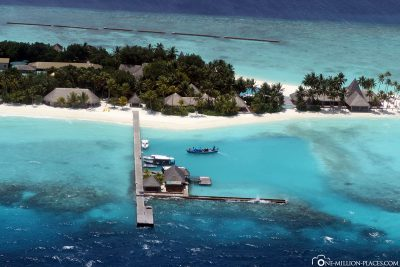 Das Veligandu Island Resort & Spa