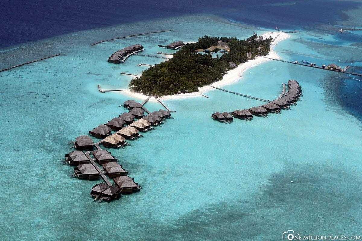 Insel, Veligandu Island Resort & Spa, Insel, Malediven, Reisebericht