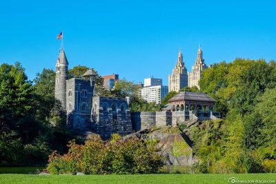 Das Belvedere Castle