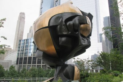 Sphere for Plaza Fountain