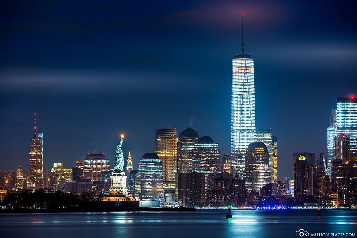 One World Trade Center, New York City, USA, Attractions, Photo spot, Travelreport