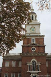 Die Independence Hall