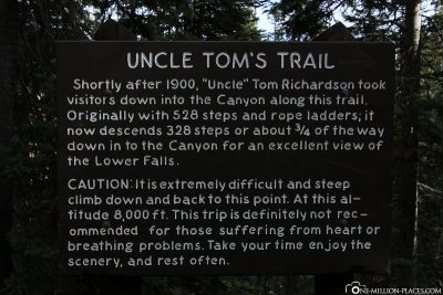 The Uncle Tom's Trail