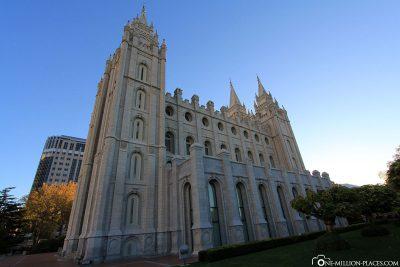 The Salt Lake Temple