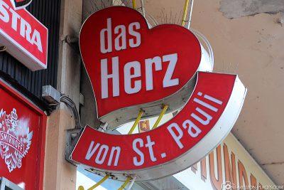 Der Stadtteil St. Pauli