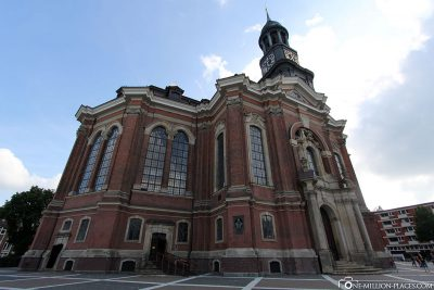 Kirche Sankt Michaelis