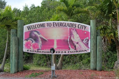Welcome to Everglades City