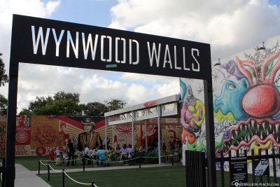 Die Wynwood Walls in Miami