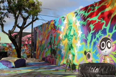 The Wynwood Walls