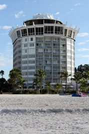 Hotel on St. Pete Beach