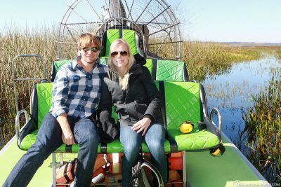 Wild Willys Airboat Tour