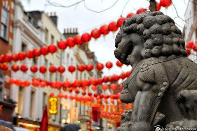 Chinesisches Fest