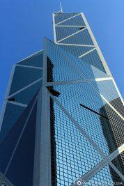 Der Bank of China Tower