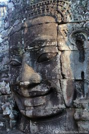 The stone faces