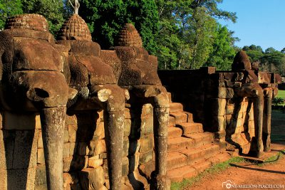 The Terrace of Elephants