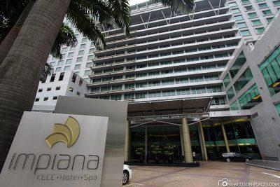 Das Impiana KLCC Hotel