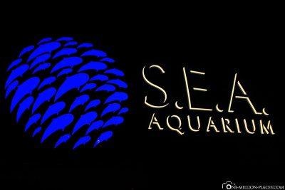 Das S.E.A. Aquarium in Singapur