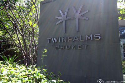 Unser Hotel Twinpalms Phuket Resort