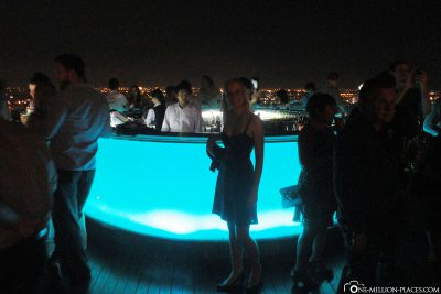 Die Sky Bar in Bangkok