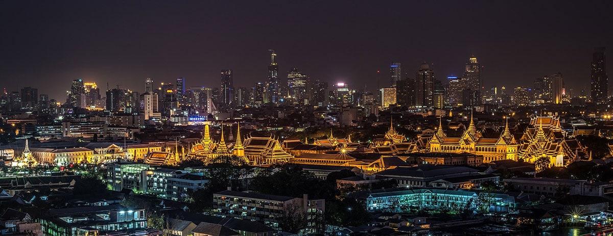 Königspalast, Bangkok, Thailand, Sehenswürdigkeiten, Tour, Reisebericht