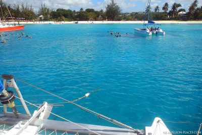 Die Sandy Lane Bay auf Barbados