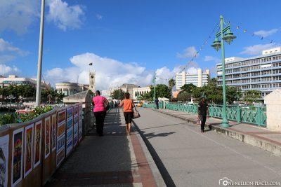 Die Chamberlain Bridge