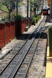 Trem do Corcovado to the Cristo Redentor