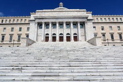 The Capitol in San Juan