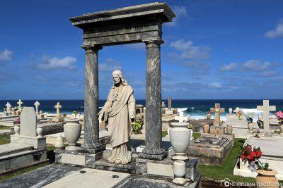 The cemetery of Santa Maria Magdalena de Pazzis