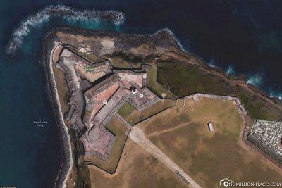 The Castillo San Felipe del Morro
