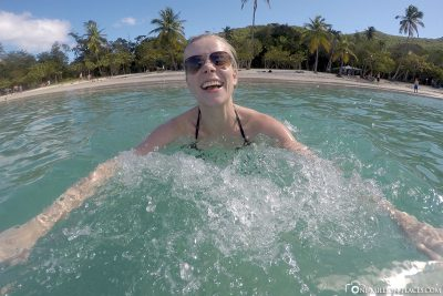 Das karibische Meer genießen