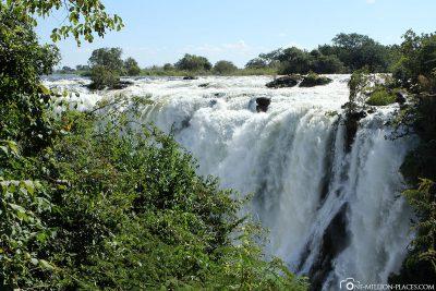 DIe Victoria Falls