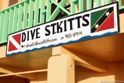 Dive St. Kitts Diving School