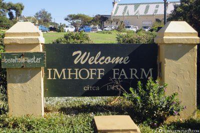 Willkommen auf der Imhoff Farm