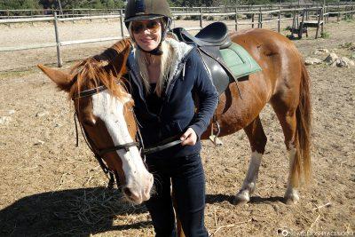 Unsere Pferde von der Imhoff Farm