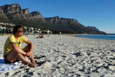 Der Camps Bay Beach