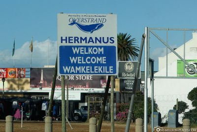 Welcome to Hermanus