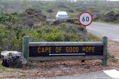 To the Cape of Good Hope